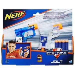 Hasbro 2 pistolets Nerf Jolt