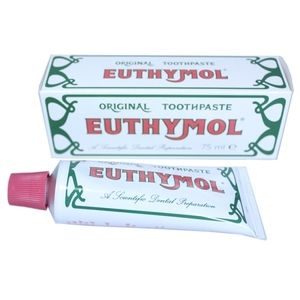 Johnson & Johnson Euthymol dentifrice