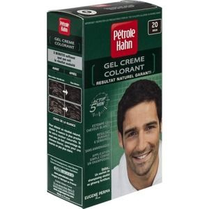 Pétrole Hahn Coloration crème Brun N°20 pour homme