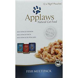 Applaws Sélection 12 x 70 g pour chat - poisson