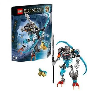 Lego 70791 - Bionicle : Le crâne guerrier