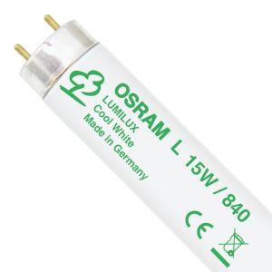 Osram LUMILUX T8, 15 Watt - 15W / G13 / 840