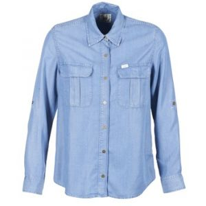 Lee Filters Chemise RELAXED SHIRT bleu - Taille S,M