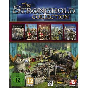 Stronghold Collection : Les jeu Stronghold 1 + Crusader + Crusader Extreme + Stronghold 2 + Legends [PC]