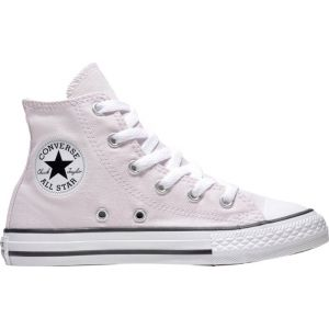 Converse Chuck Taylor All Star Hi Enfant Rose Pâle 30 Baskets