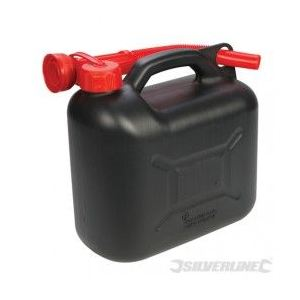 Silverline 199991 - Bidon à carburant plastique 5L