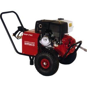 Dimaco TSL15240H - Nettoyeur haute-pression 900 l/h moteur essence 13 CV