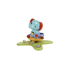 Fisher-Price Silly Safari Eléphant a balles