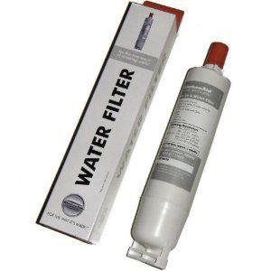 Wpro SBS004 - Filtre à eau interne pour réfrigérateur américain Kitchen Aid