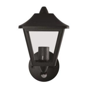 Osram Applique extérieur Endura Classic Tradition Up Sensor PC - E27 - Noir