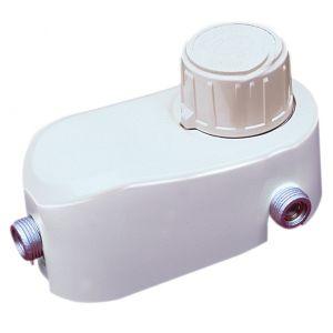 Eurogaz Inverseur propane automatique NF avec limiteur de pression 8kg/h - M20x150