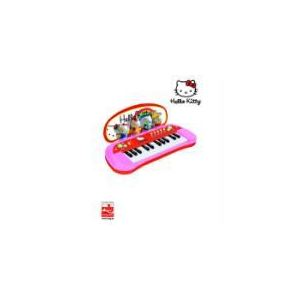Piano 24 touches Hello Kitty