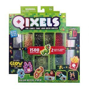 Kanaï Kids Mega recharge Qixels 1500 recharges 10 couleurs