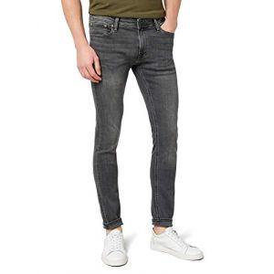 Jack & Jones Pantalons Jack---jones Liam Original Am 010 L34 - Grey Denim - W30-L34