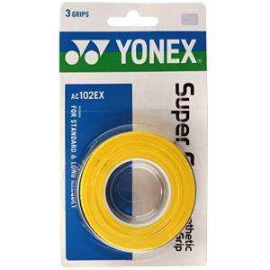 Yonex Surgrips 102EX Jaune