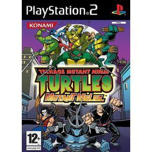 Teenage Mutant Ninja Turtles : Mutant Melee [PS2]