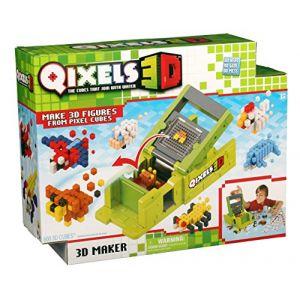 Kanaï Kids Qixels 3D Maker - Kit Créatif de Figurines
