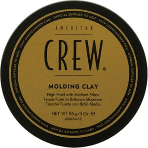 American Crew Molding Clay - Cire de coiffage tenu forte et brillance moyenne