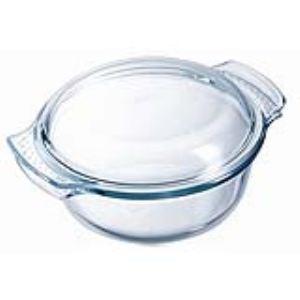 pyrex cocotte classic ovale en verre 4 5 l comparer avec. Black Bedroom Furniture Sets. Home Design Ideas