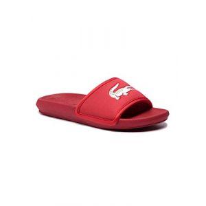 Lacoste Sandale Croco Slide 119 3 CMA - Ref. 737CMA002017K - 39 1/2