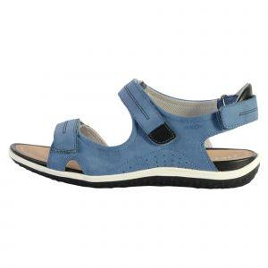 Geox Sandale Sand Vega - Bleu - 40