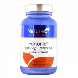 Nature Attitude Fortonic - 40 gélules