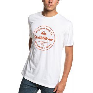 Quiksilver Secret Ingredient - T-shirt manches courtes Homme - blanc M T-shirts