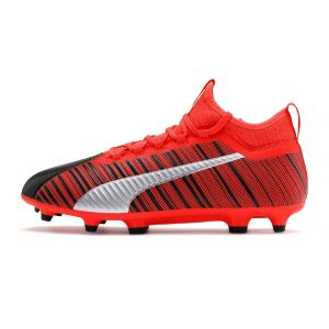 Puma Chaussures de football ONE 5.3 FG/AG Noir - Taille 44