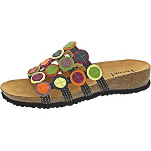 Think Sandales JULIA multicolor - Taille 36,37,38,39,40,41,42