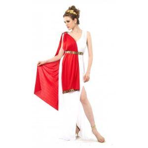 Déguisement de déesse romaine