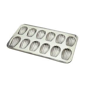 Gobel Moule pour 12 madeleines (80 mm)