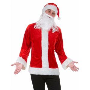 Kit déguisement Père Noël adulte XL