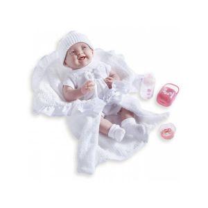 Berenguer Poupon newborn nouveau né avec accesoires blancs 39 cm