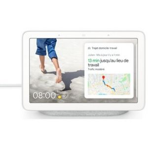 Google Enceinte intelligente Home Hub Rock Candy