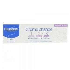 Mustela Crème pour le change (tube)