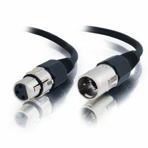 C2g 80380 - Câble Pro-Audio XLR mâle vers XLR femelle 5 m