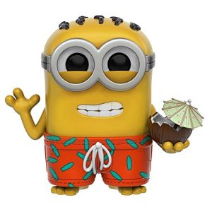 Funko Figurine Pop! Minions : Minion paradis Phil