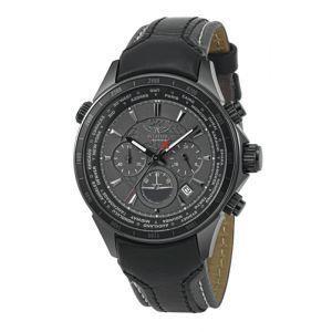 Aviator AVW9169G155 - Montre pour homme Quartz Chronographe