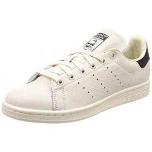Adidas Stan Smith Homme, Blanc (Blatiz/Blatiz/Negbás 000), 38 2/3 EU