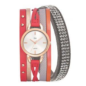 Go Girl Only 1730906 - Coffret montre pour femme avec un bracelet