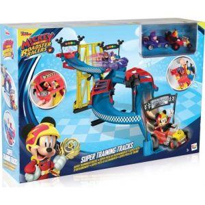 IMC Toys Super piste d'entraînement - Mickey et ses amis - Top départ