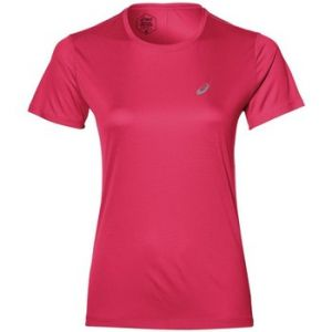 Asics T-shirt Silver SS Top 700 rose - Taille EU S