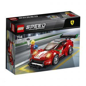 Lego Speed Champions 75886 - Scuderia Corsa Ferrari 488 GT3