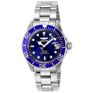 Invicta 9094 Pro Diver Montre Unisex acier inoxydable Automatique Cadran bleu