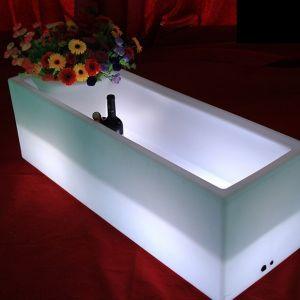 Arum Lighting Bac lumnineux rechargeable 120cm -