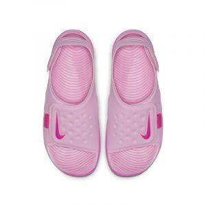 Nike Sandale Sunray Adjust 5 pour Jeune enfant/Enfant plus âgé - Rose - Taille 32 - Unisex