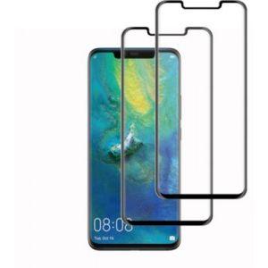 EssentielB Protège écran Huawei Mate 20 pro Verre trempé x2