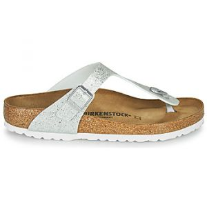 Birkenstock Tongs GIZEH - Couleur 36,37,38,39,40,41,35 - Taille Blanc