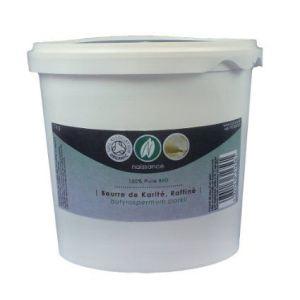 Enaissance Beurre de karité raffiné Bio (1 kg)