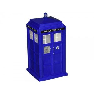 Figurine Doctor Who Tardis 12th Flight Simulator 20 cm